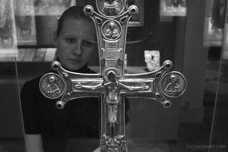 В Ачийский храм возвращён крест святой царицы Тамары