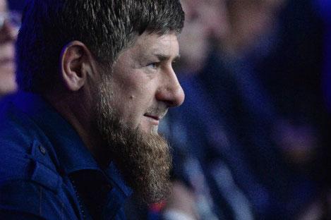Кадыров предложил передать Грузии прах Сталина