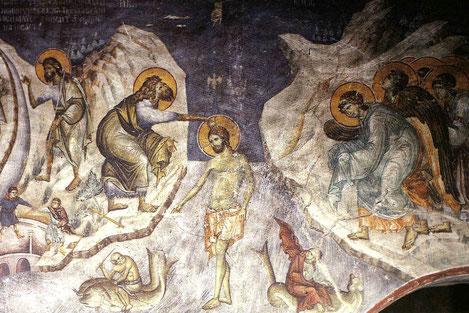 «Натлисгеба» - Крещение Господне празднуют в Грузии