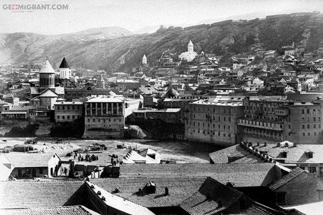 Уникальный фото архив: Тбилиси 150 лет назад