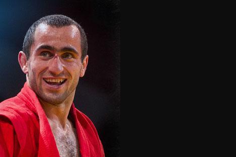 Грузинский самбист Вахтанг Чидрашвили стал четырехкратным чемпионом мира