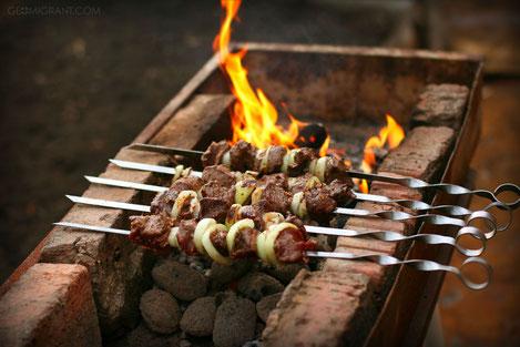 Идеальное мясо, идеальный «Мцвади»