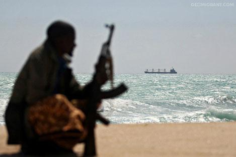 Грузинские пленники Сомали