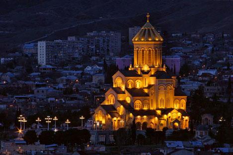 Грузия отмечает 100 летный юбилей восстановления автокефалии Грузинской Православной Церкви
