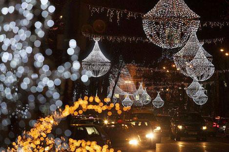 Как и где отпраздновать Новый Год в Тбилиси?