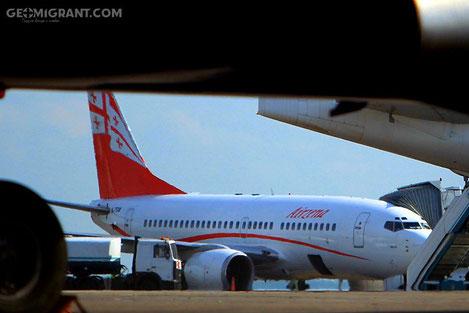 Georgian Airways начинает полеты в Ирак и Бахрейн