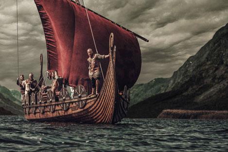Снят фильм о походе Викингов в Грузию