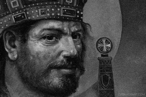 Грузия вспоминает великого Царя «Давида Агмашенебели»