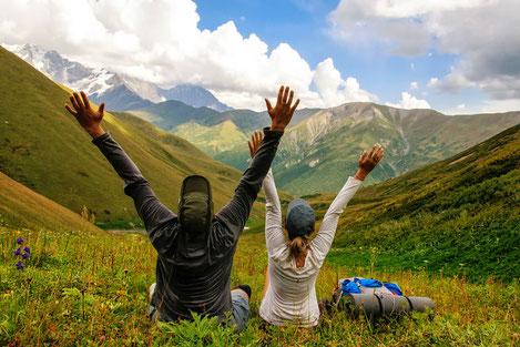В Грузии зафиксирован рекордный туристический поток из России