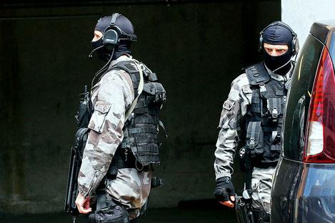В Испании арестованы 50 граждан Грузии