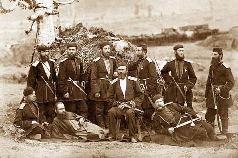 Грузинские профессии XIX века