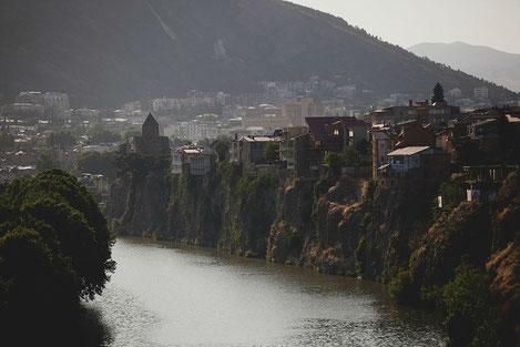 Город вина, мясного изобилия и гостеприимства. Записки из Тбилиси