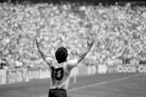 Великие в Грузии: Диего Марадона