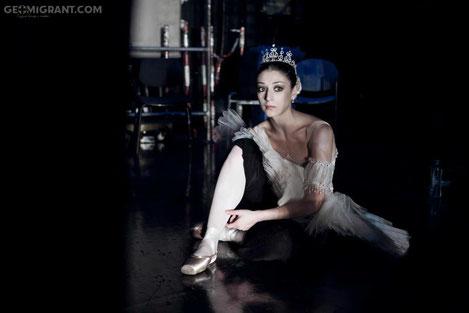 Грузинская балерина в Нидерландах Майя Махатели награждена за выдающиеся достижения
