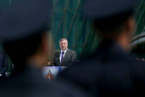 Премьер-министр Грузии: «Нам не нужна защита НАТО»