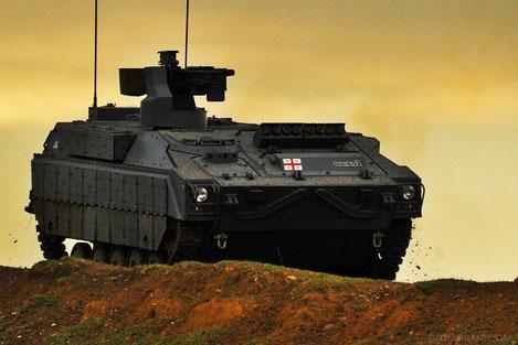 Грузинское оружие может выйти на мировой рынок