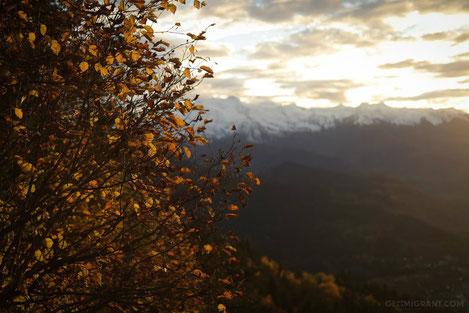 «Тропа в Осень»: Грузия