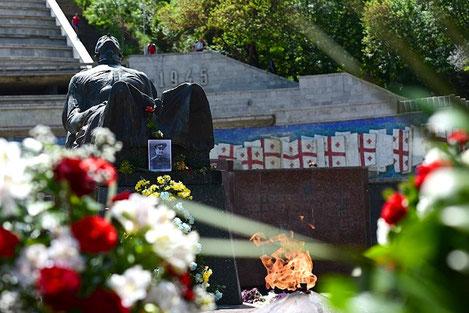 Найдены останки 84 грузинских солдат, пропавших во Второй мировой войне