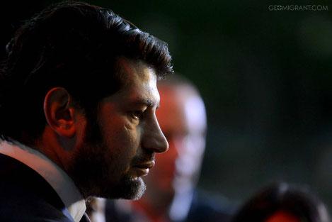 Вице - Премьер Грузии Каха Каладзе попал в десятку самых стильных мужчин планеты