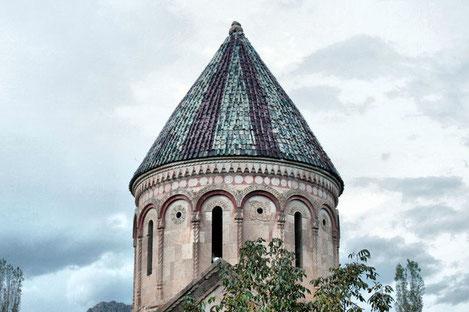 В грузинском храме на территории Турции обнаружено уникальное захоронение тысячелетней давности