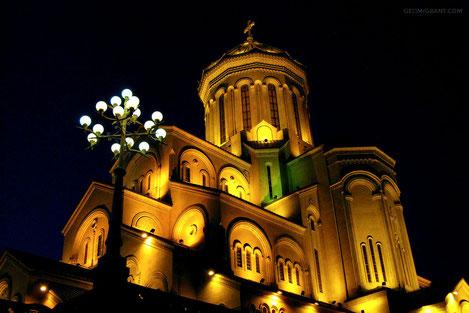 Все Церкви Грузии будут открыты круглосуточно
