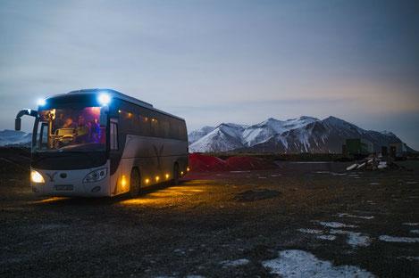 Как добраться в Грузию на автобусе?