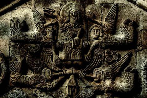 Грузия отмечает Тысячелетие Храма Никорцминда
