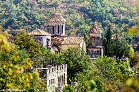 «Каждой древности в Грузии, до какой ни дотронешься, может быть 2000 лет»
