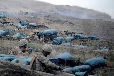 Грузия полностью оснастит армию бронешлемами и бронежилетами грузинского производства