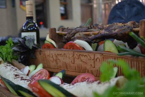 Тбилисский ресторан «Дзвели калаки» удостоен международной золотой премией