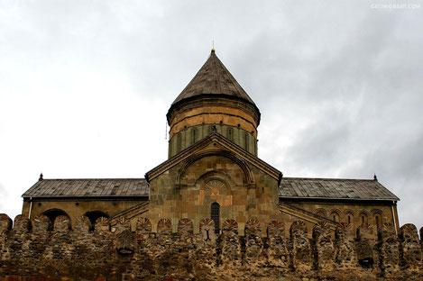 В монастыре Самтавро проявился образ святого Гавриила