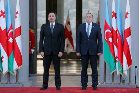 Азербайджан готов «100 лет снабжать Грузию газом»