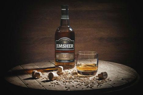 Сегодня состоялась презентация первого грузинского виски «Jimsher»