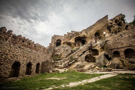 Грузия начинает восстановление древнего монастырского комплекса «Давид Гареджи»