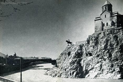 Святой царь Грузии Вахтанг «Волчья Голова»
