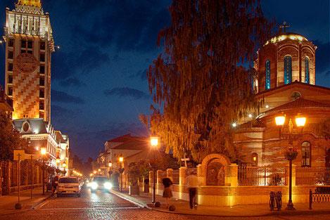 Батуми превратится в театральную столицу Грузии