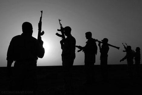Воюющие за ИГ граждане Грузии возвращаются домой