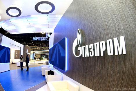 «Газпром» приходит в Грузию