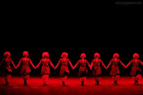 В Линкольн Центре Нью-Йорка пройдет грандиозный концерт «Сухишвилеби»