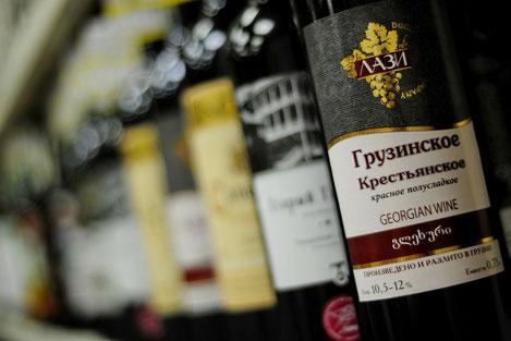 Грузинские вина становятся популярнее во всем мире