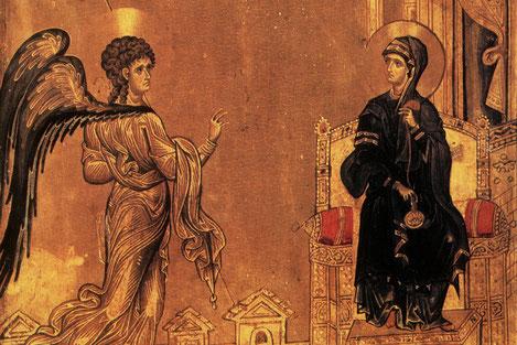 Грузия празднует «Хареба» - Благовещения Пресвятой Богородицы