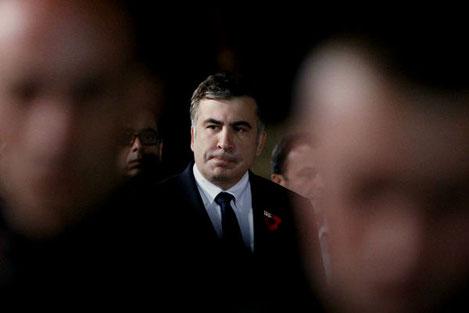 Михаил Саакашвили объявил о подготовке его выдачи Грузии