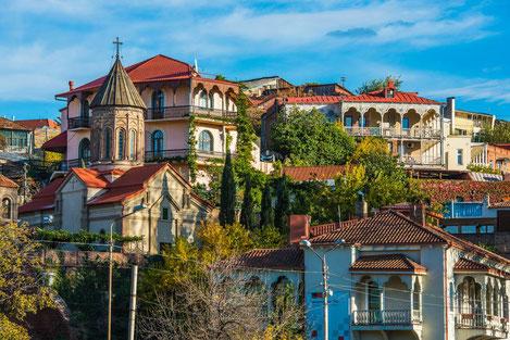 Daily Telegraph: «Грузия, это одно из самых красивых мест на Земле»