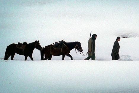Грузинский фильм про суровые сванские традиции признали лучшим в Ираке