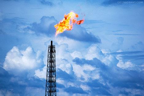США объявила о триллионных запасах газа в Грузии