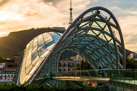 National Geographic рекомендует посетить Тбилиси