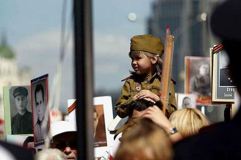 «Бессмертный полк» впервые пройдет по Тбилиси