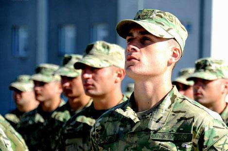 Что грозит за уклонение от призыва в армию Грузии?