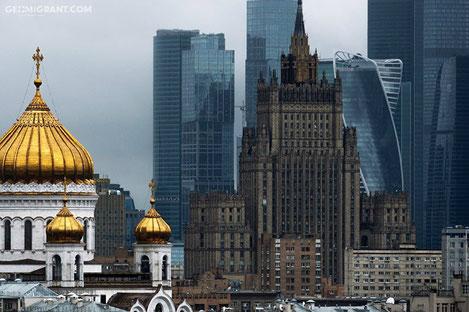 Россия намерена в ближайшее время восстановить отношения с Грузией
