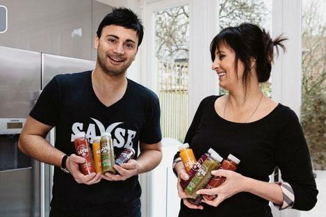 Новый грузинский напиток «Savse» набирает популярность в Великобритании